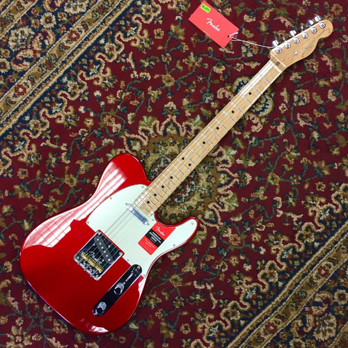 Fender American Pro Telecaster Maple Fingerboard Candy Apple Red